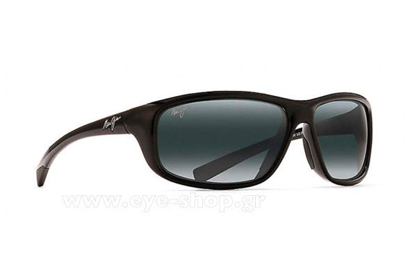 Γυαλια Ηλιου Maui Jim SPARTAN REEF 278-02 -Kryst.Gray double gradient mirror Polarized Plus2 Τιμή: 222,99