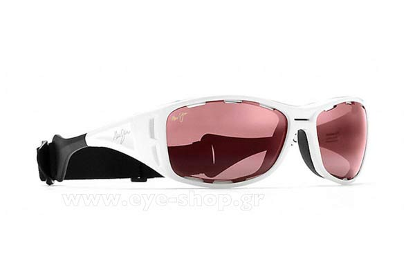 Γυαλια Ηλιου Maui Jim WATERMAN R410-05 White Maui Rose Τιμή: 139,00