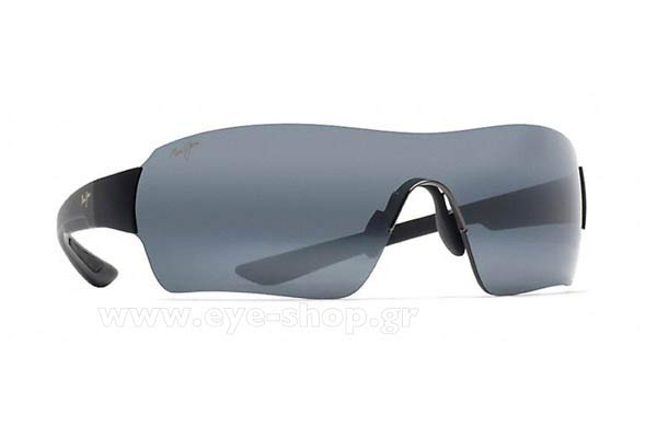 Γυαλια Ηλιου Maui Jim NIGHT DIVE 521-2M   Gray double gradient mirror Polarized Plus2 (Rxable +3,00 - -3,50) Τιμή: 212,99