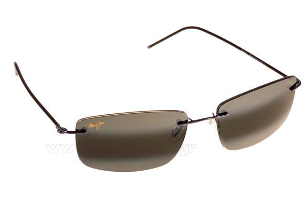 Γυαλια Ηλιου Maui Jim SANDHILL 715-06 - MauiPure Gray double gradient mirror Polarized Plus2 Τιμή: 267,00
