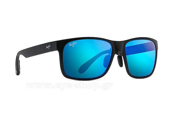 Γυαλια Ηλιου Maui Jim RED SANDS B432-2M Blue Hawaii Maui pure Τιμή: 216,98