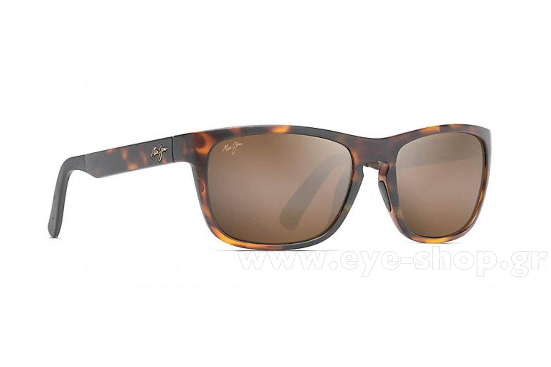 3b6fa448f5 Sunglasses Maui Jim SOUTH SWELL H755-10M HCL Bronze Sthin Glass Polarized  plus