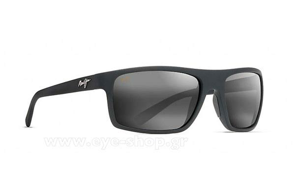 Γυαλια Ηλιου Maui Jim BYRON BAY 746-02MR Neutr Grey Superthin Glass  Polarized plus Τιμή: 215,98