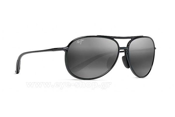 Γυαλια Ηλιου Maui Jim ALELELE BRIDGE 438-02 - Maui Brilliant Polarized Plus2 Τιμή: 183,99