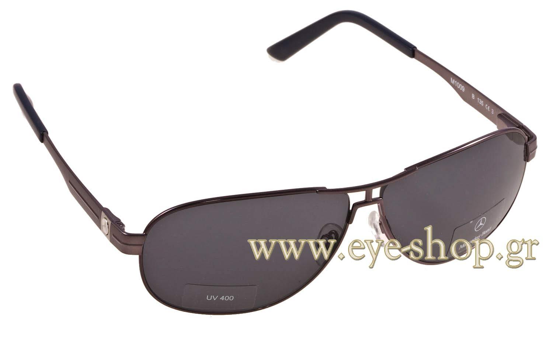 Sunglasses mercedes benz m1009 b 62 men 2018 eyeshop ver1 for Mercedes benz sunglasses