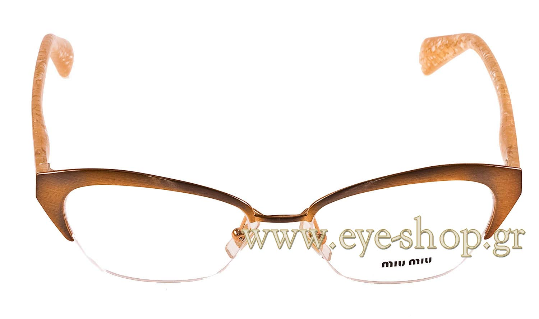 eyewear miu miu 50lv lae1o1 52 216 2017 ver1