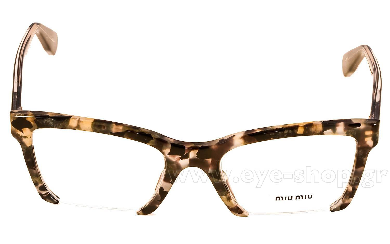 eyewear miu miu 04nv dhe1o1 miu miu 04nv - Miu Miu Optical Frames