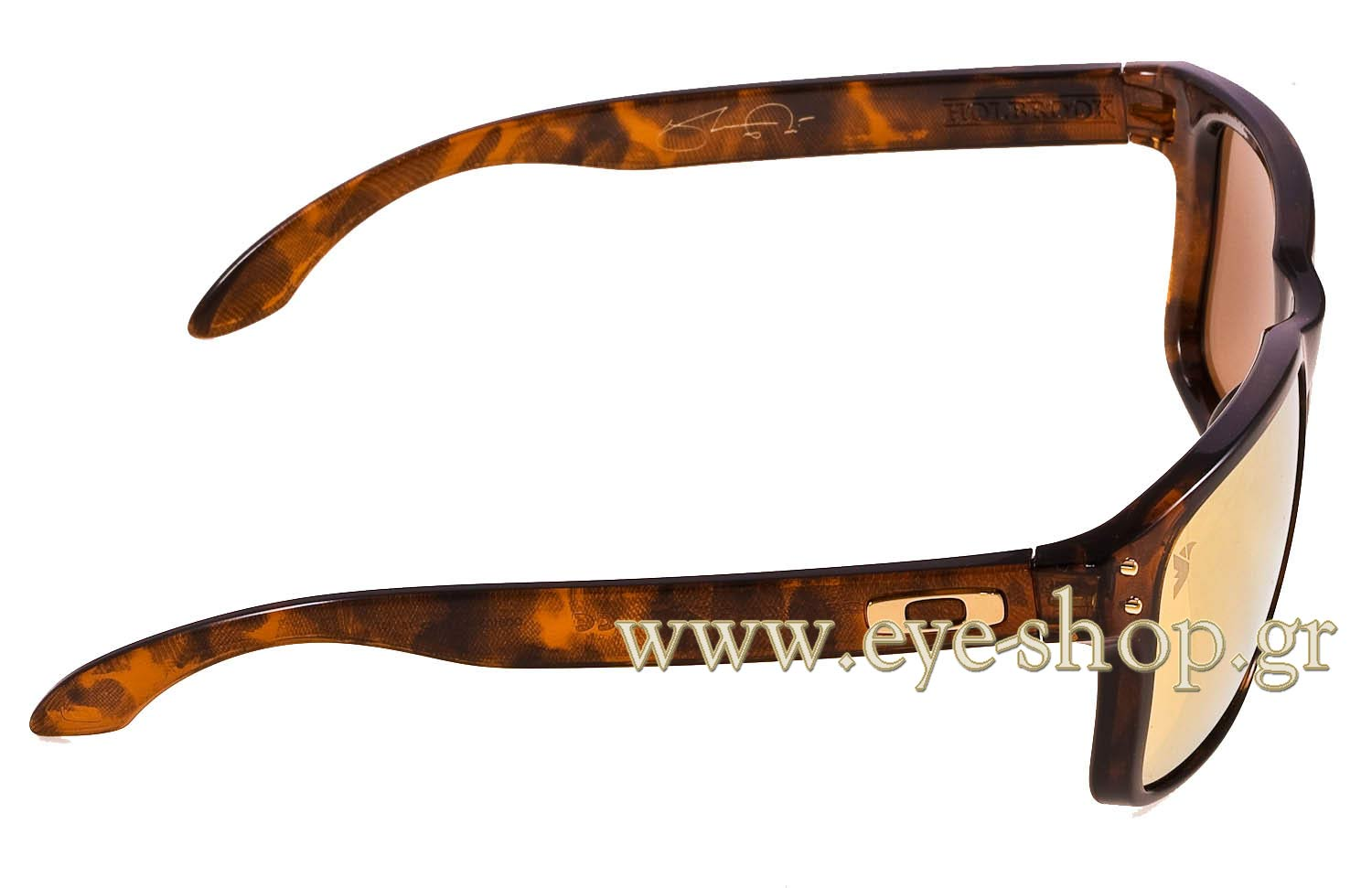 654afd140d Oakley Holbrook Shaun White Gold Series Brown Tortoise 24k Gold ...