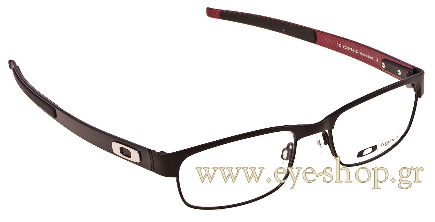 Eyewear Oakley Carbon Plate 5079 01 Ca 53 216 Men 2018 Ver1