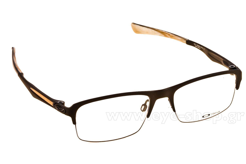 Eyewear Oakley Hollowpoint 0.5 5091 5091 01 Satin black Titanium
