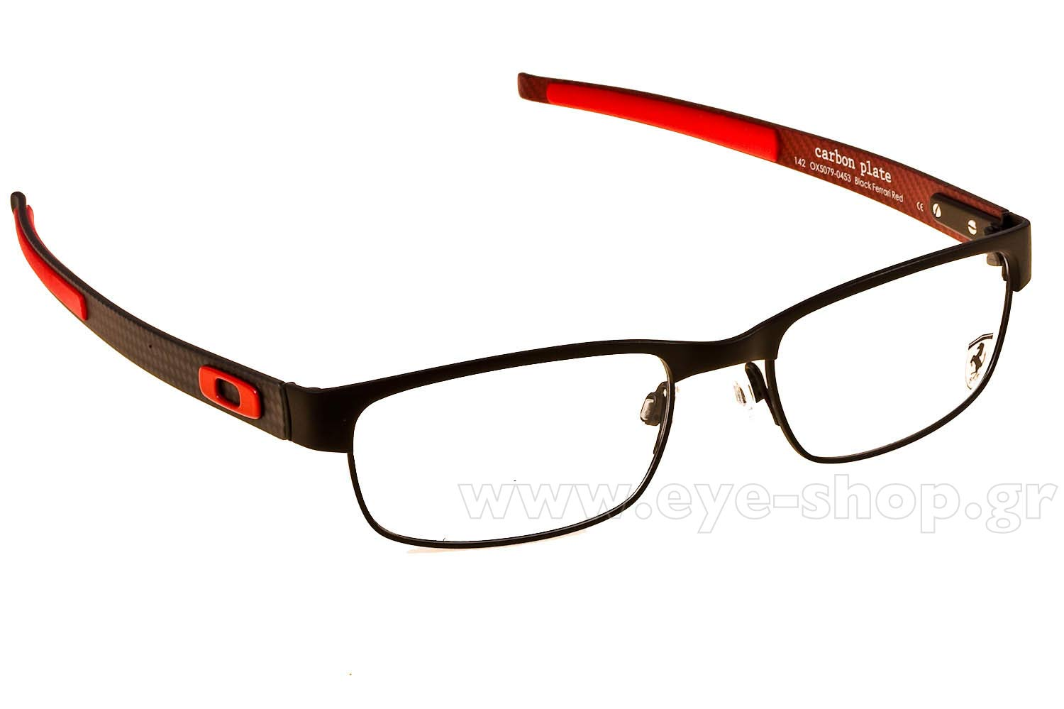 f71c7e08745 Enlarge Colors OutOfStock · Glasses Oakley Carbon Plate 5079 5079 04  Scuderia Ferrari Collection