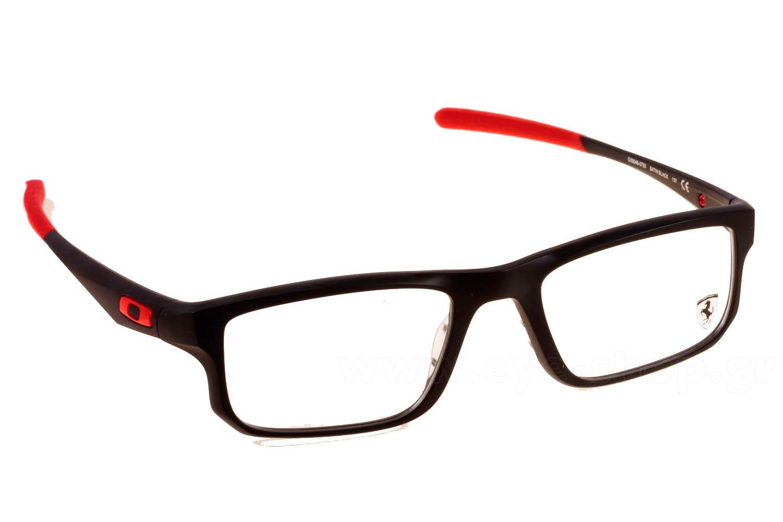optical red frames within car awesome mat ferrari frame fr eyeglasses motor glasses