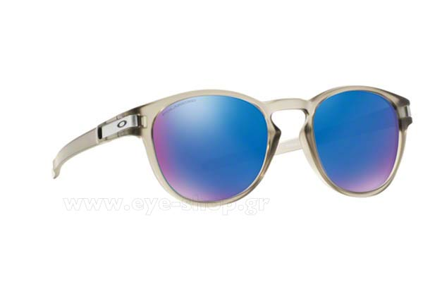 Γυαλια Ηλιου Oakley LATCH 9265 08 mt grey ink sapphire ird polarized Τιμή: 134,47