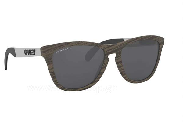 OAKLEY FROGSKINS MIX 9428 Woodgrain