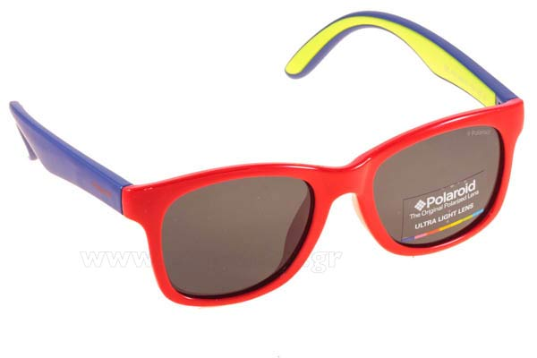 Γυαλια Ηλιου Polaroid PLD-8001-S T21Y2 	RED BLUE (GREY PZ) size 48 Τιμή: 42,00