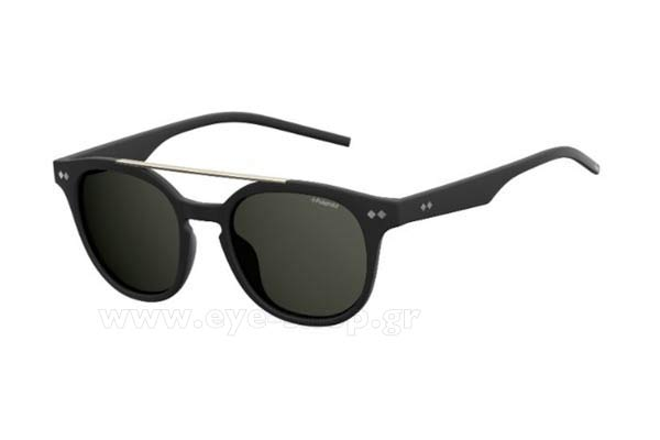 Γυαλια Ηλιου Polaroid PLD-1023-S DL5 Y2 MTT BLACK (GREY PZ) Polarized size 51 Τιμή: 47,98