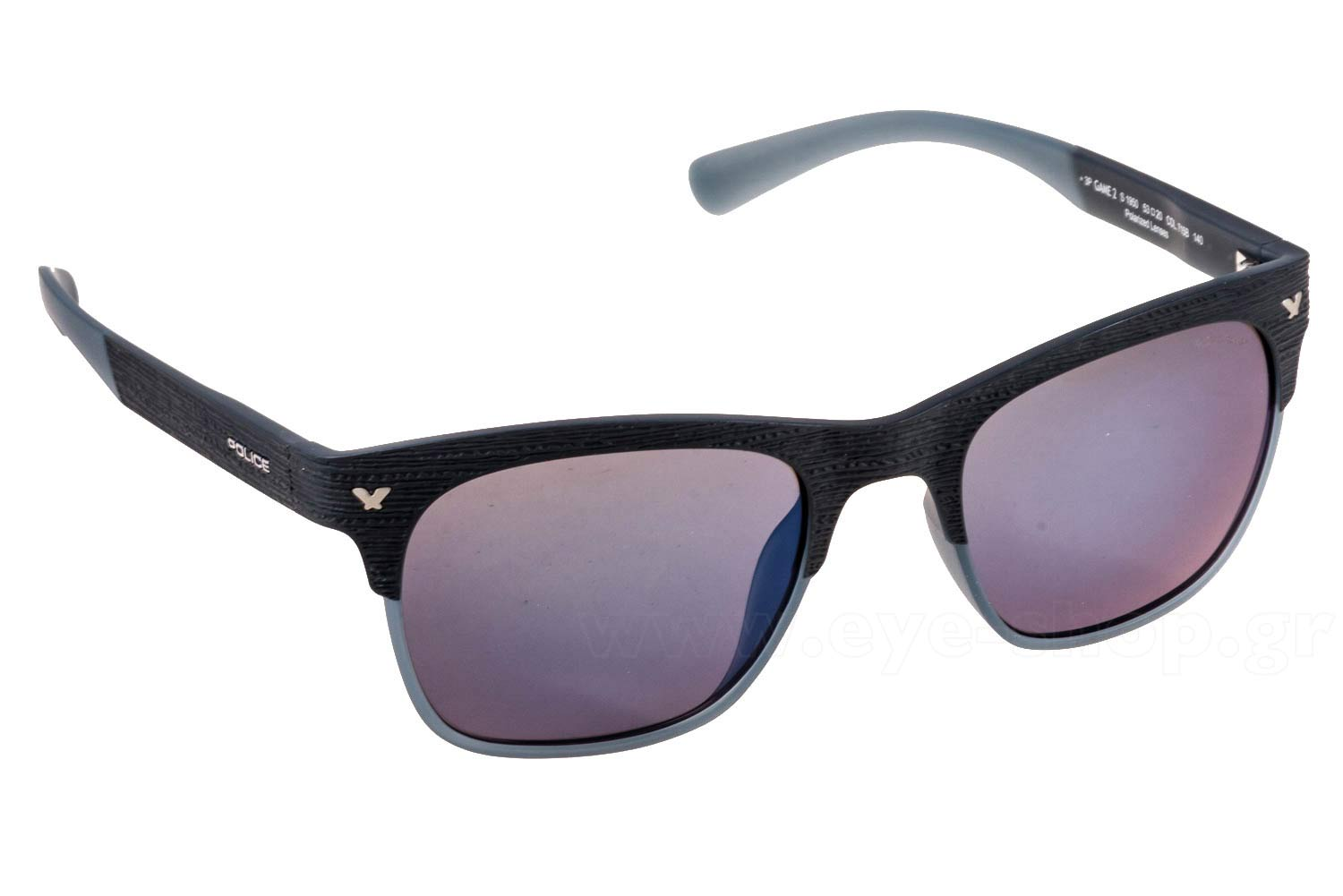 6210b506c7 Γυαλια Ηλιου Police S1950-GAME-2 715B Polarized size 53 Τιμή  86