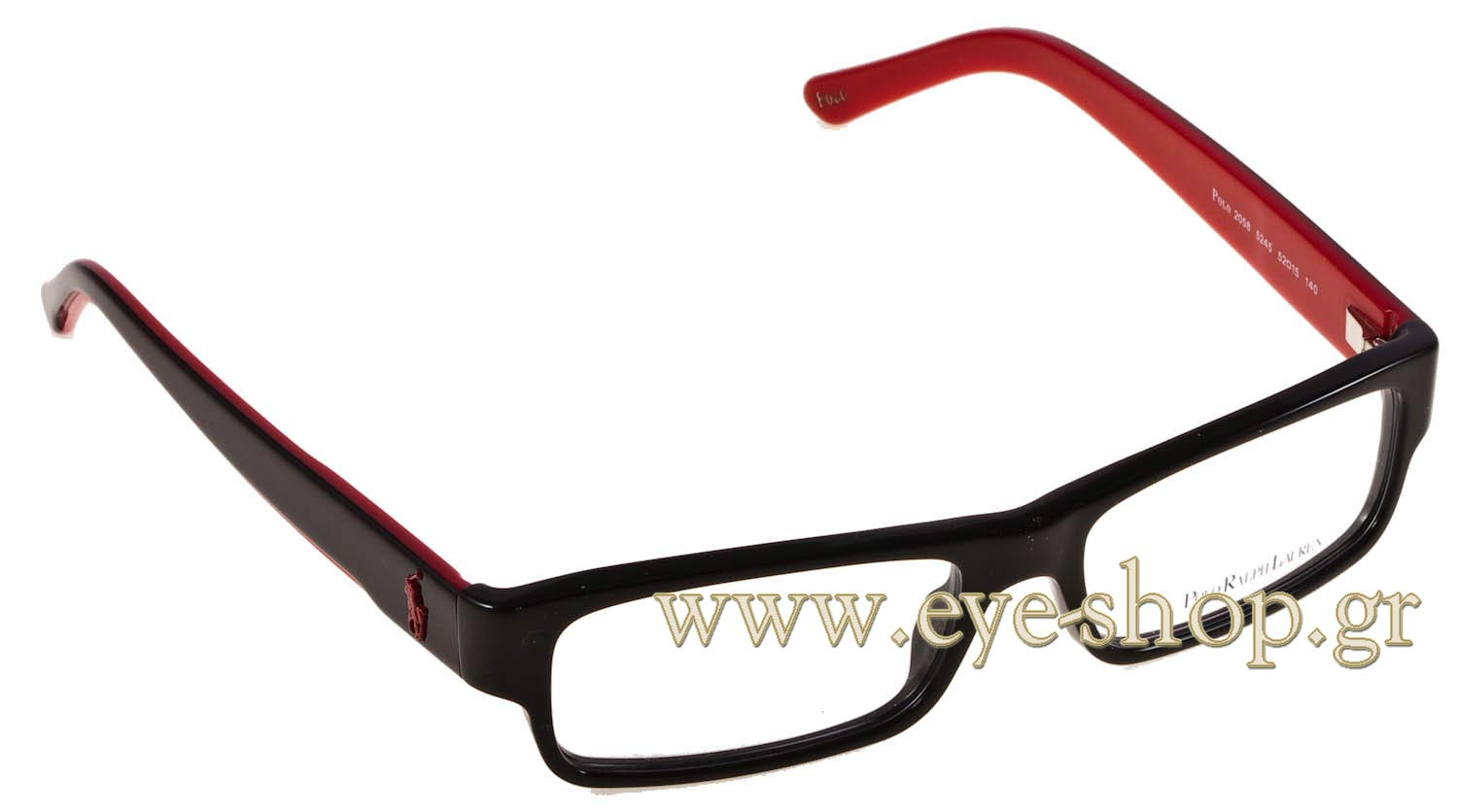 Polo Eyeglass Frame Parts : Eyewear Polo Ralph Lauren 2058 5245 Men Eye-Shop