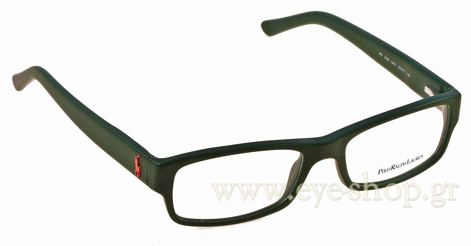 Polo Eyeglass Frame Parts : Eyewear Polo Ralph Lauren 2102 5421 Men Eye-Shop
