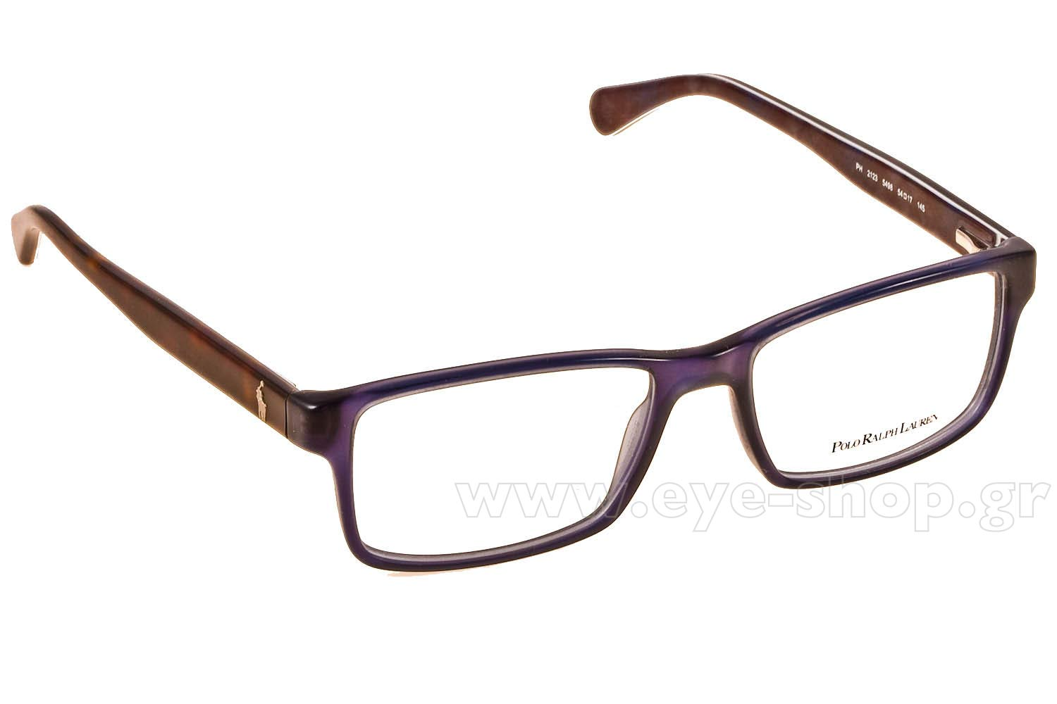 Polo Eyeglass Frame Parts : Eyewear Polo Ralph Lauren 2123 5498 Men Eye-Shop