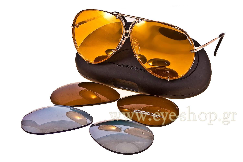 Sunglasses Porsche Design P8478 A With 2 69 216 Unisex 2018 Eyeshop Ver1