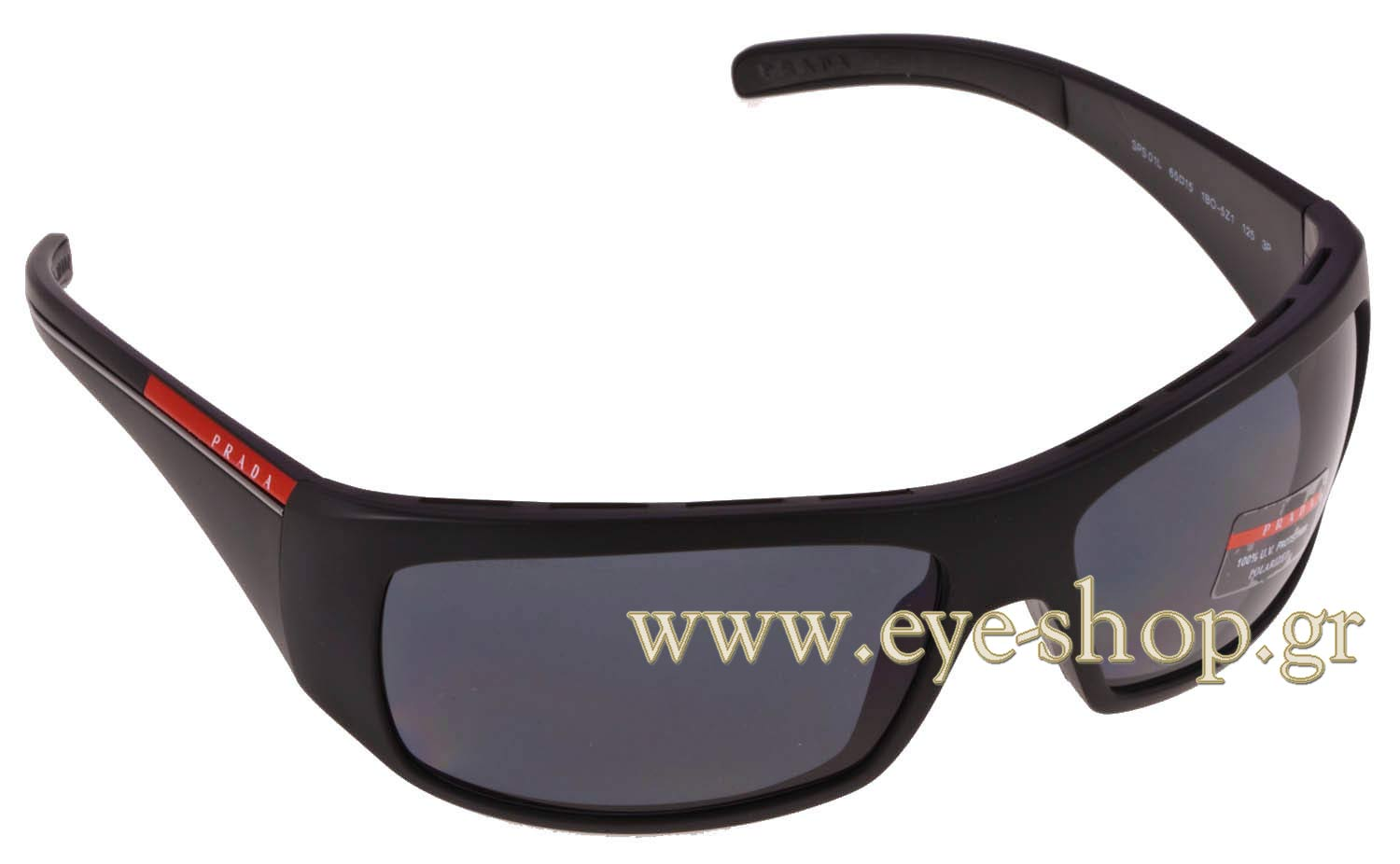 b110205e6f09 BEN-AINSLE WEARING SUNGLASSES PRADA-SPORT-01LS sunglasses 1BO5Z1 polarized  - 65