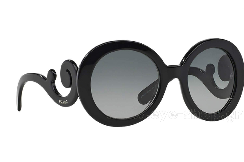 8b1b09aaf8eb4 PRADA 27NS 1AB3M1 MINIMAL B 55   ΓΥΑΛΙΑ ΗΛΙΟΥ γυναικεία ver1. Eye-Shop