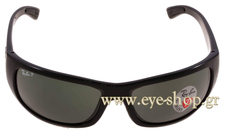 Ray Ban RB4105 Folding Wayfarer Sunglasses Light Havana Frame Cr ...