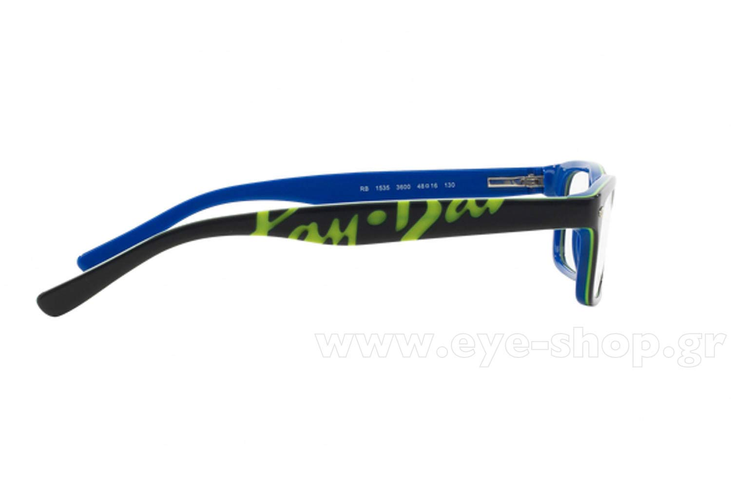 ed740a48284 ... rayban junior model 1535 color 3600 ...
