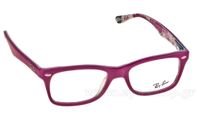 eyewear rayban 5228 5408 women eye shop. Black Bedroom Furniture Sets. Home Design Ideas