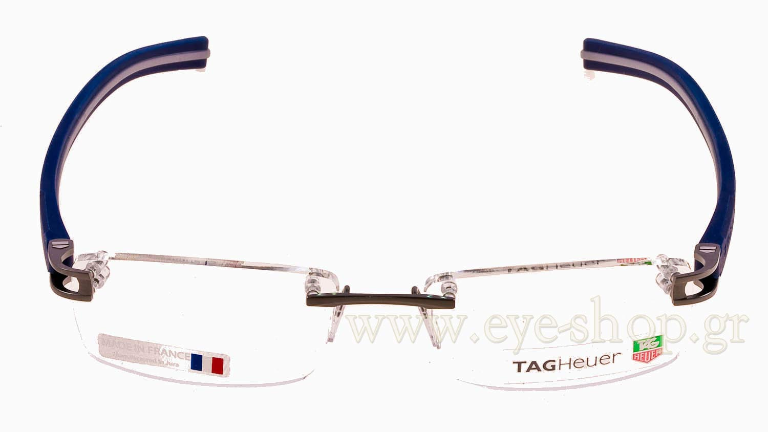 Eyeglass Frame Security Tags : Eyewear TAG Heuer 7643 TNF 23457 Men Eye-Shop