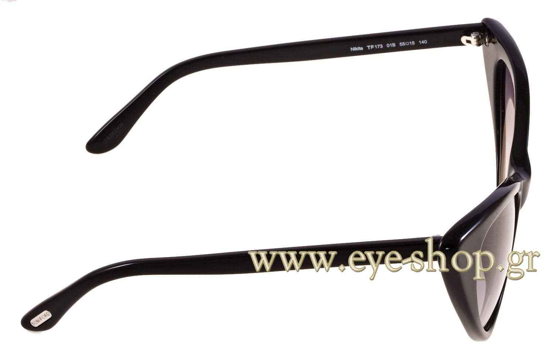 9c70ef4ddb4 paris-hilton-wearing-sunglasses-tom-ford-nikita-tf-173.html wearing ...