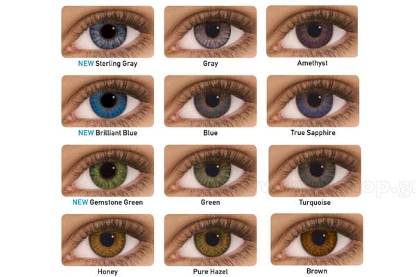 Contact Lenses Alcon Freshlook Colorblends ί