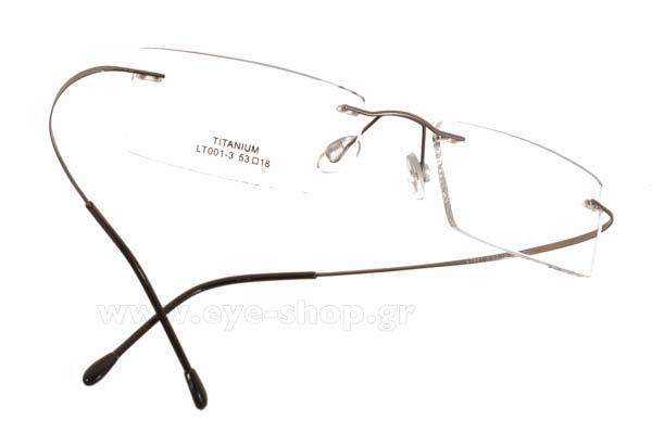 Οπτικά Γυαλιά οράσεως Bliss LT001 C2 Titanium size 50 Τιμή  99 bac1cc2a540