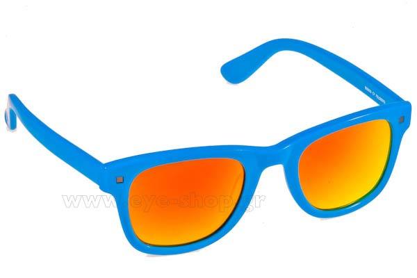 Γυαλια Ηλιου Brixton BS0033-FELSBERG C7 Blue electric Orange Mirror size 48  Τιμή  39 43d888914f6