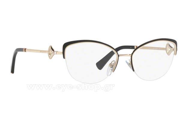 98800e943e Οπτικά Γυαλιά οράσεως Bulgari 2198B 2033 size 55 Τιμή  309