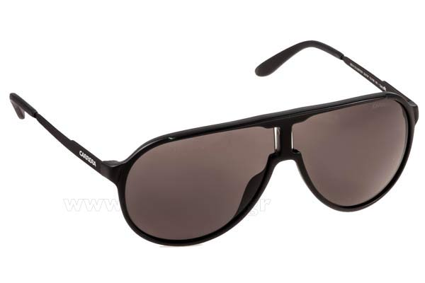 Γυαλια Ηλιου Carrera New-Champion GUYNR 	BLACK SHMT (BROWN GREY) size 62 Τιμή: 91,38