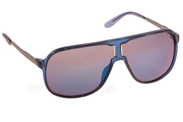 8e2e7bc2cc Γυαλια Ηλιου Carrera New-Safari KMFXT BLUE (BLU SKY SP) size 64 Τιμή