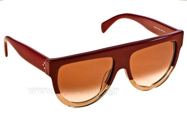 Γυαλια Ηλιου Celine CL-41026S JAH  (X9)	BU BW OPL (BROWN DEGRADE') size 58 Τιμή: 227,50