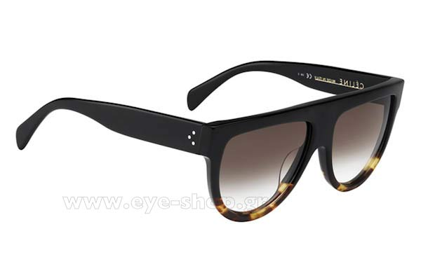 Γυαλια Ηλιου Celine CL-41026S FU5  (5I) 	BKTORTHV (BROWN SF) size 58 Τιμή: 227,99
