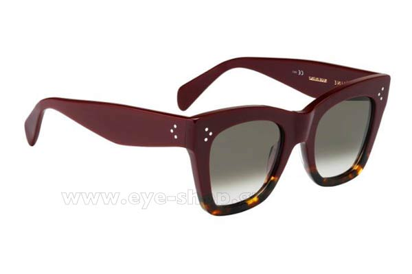 Γυαλια Ηλιου Celine CL-41090S AEV  (Z3)	BUHVN BU (BROWN DEGRADE') size 50 Τιμή: 259,00