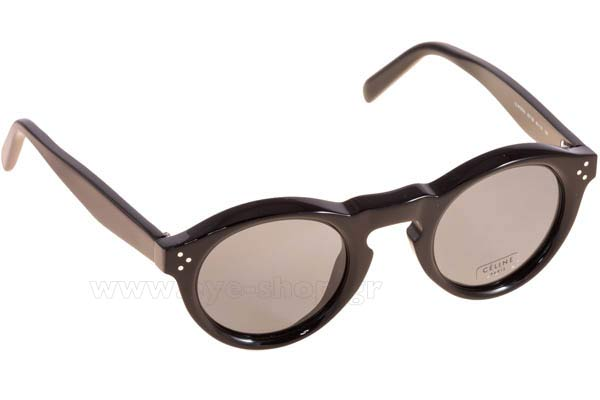 Γυαλια Ηλιου Celine CL-41370S 807  (G8)	BLACK (DARK GREY) size 45 Τιμή: 203,00