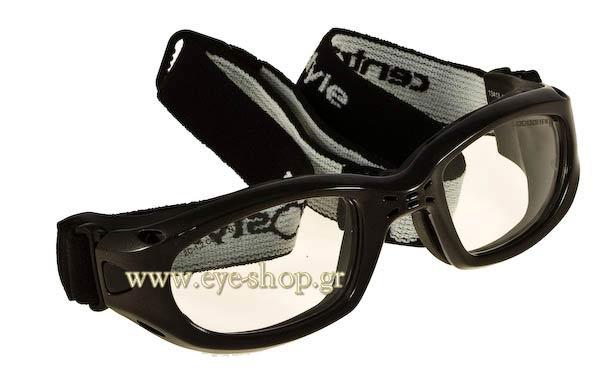 44267180fe Οπτικά Γυαλιά οράσεως Centrostyle Mask 13413 black size 49 Τιμή  68