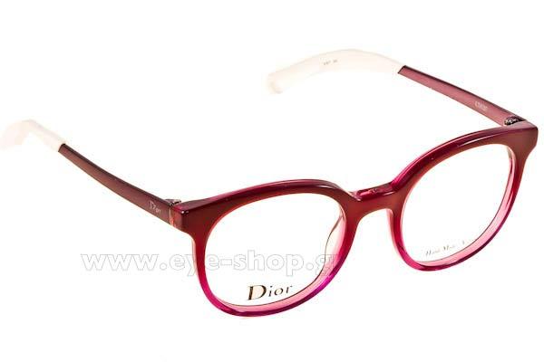 69af882453 Οπτικά Γυαλιά οράσεως Christian Dior CD3287 KWT PLUM VLT size 48 Τιμή   221