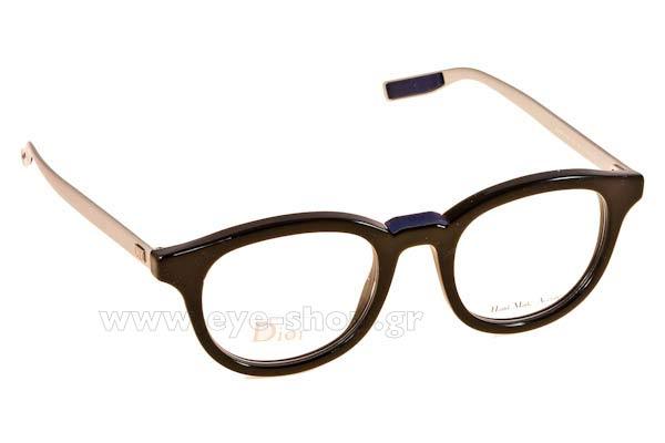 Οπτικά Γυαλιά οράσεως Christian Dior BLACKTIE198 FB8 BK MTPALL size 48  Τιμή  143 343871ae231
