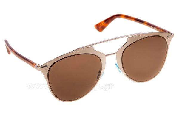 1504562cc4 Γυαλια Ηλιου Christian-Dior DIORREFLECTED 31ZNR Silver Brown size 52 Τιμή   291