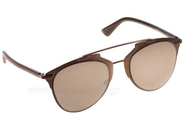 5e3231a670 Γυαλια Ηλιου Christian-Dior DIORREFLECTED M2PSF Silver Brown size 52 Τιμή   240