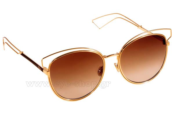 d2a8099363 Γυαλια Ηλιου Christian-Dior DIORSIDERAL2 JB2HA RoseGd brown size 56 Τιμή   288