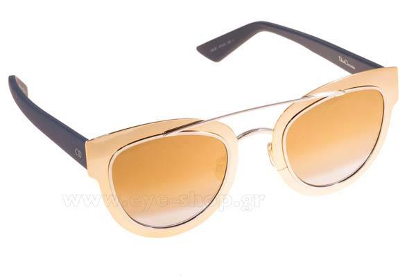 da49b1bbda Γυαλια Ηλιου Christian-Dior DiorChromic LML9F GOLD PLD BLUE size 47 Τιμή   266
