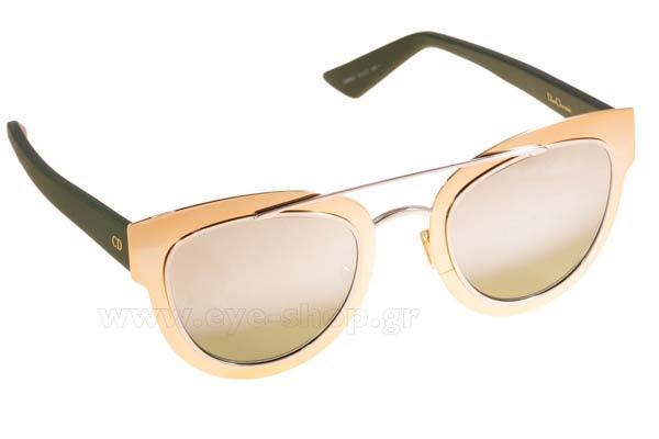 Γυαλια Ηλιου Christian-Dior DiorChromic LMM9G RSEGPLD GRN size 47 Τιμή   149 00186565ea3